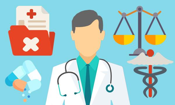 Perito Judicial Médico Negligencia Medica